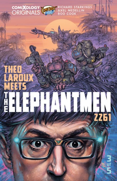 Elephantmen - Theo Laroux Meets the Elephantmen! #3