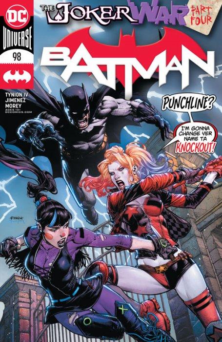 Batman Vol.3 #98