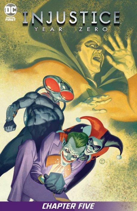 Injustice - Year Zero #5