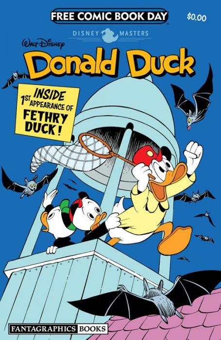 Disney Masters - FCBD 2020 Donald Duck Special #1