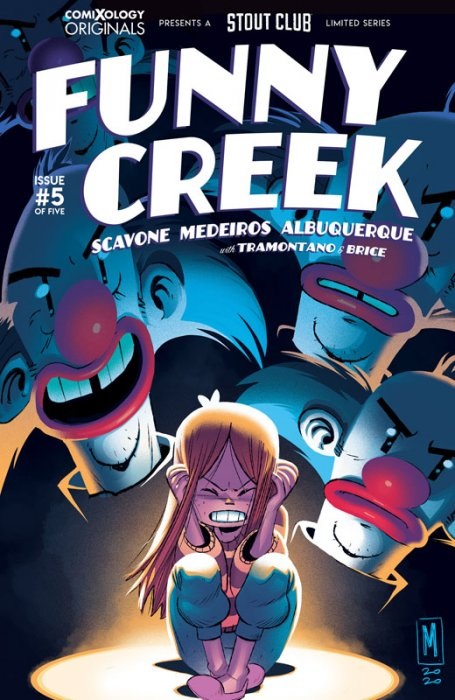 Funny Creek #5