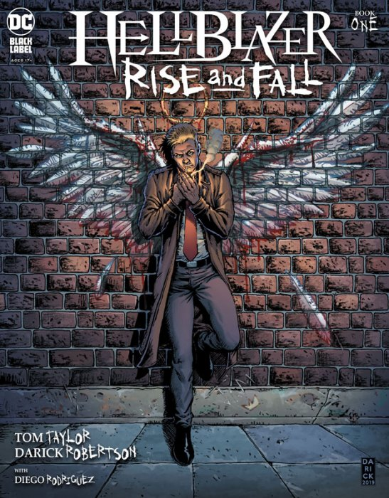 Hellblazer - Rise and Fall #1