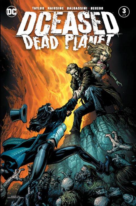 Dceased - Dead Planet #3