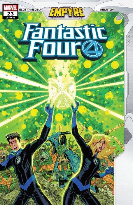 Fantastic Four #23