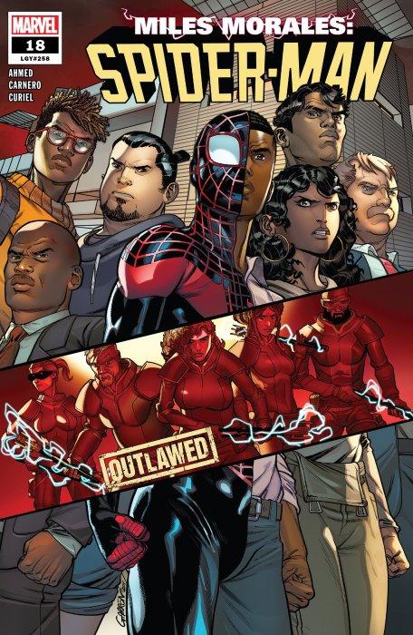 Miles Morales - Spider-Man #18