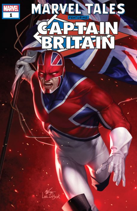 Marvel Tales - Captain Britain #1