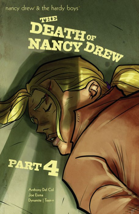 Nancy Drew - The Death of Nancy Drew #4