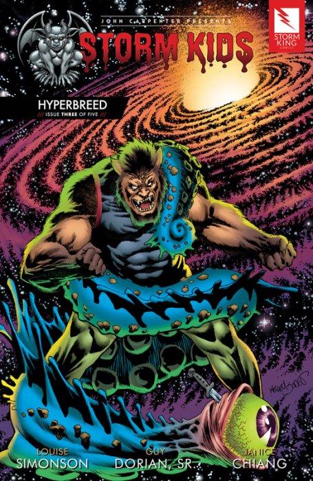 John Carpenter Presents Storm Kids - Hyperbreed #3