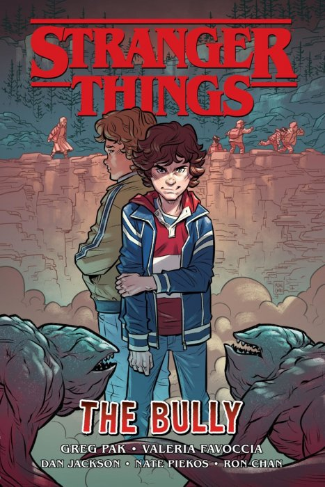 Stranger Things - The Bully #1 - OGN