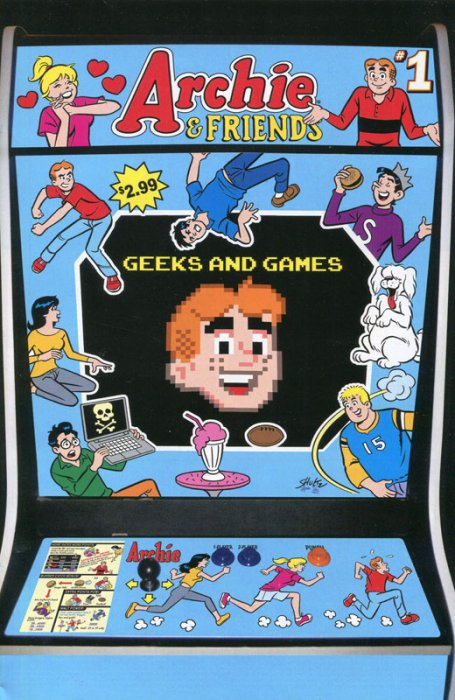 Archie & Friends #6 - Geeks and Games #1