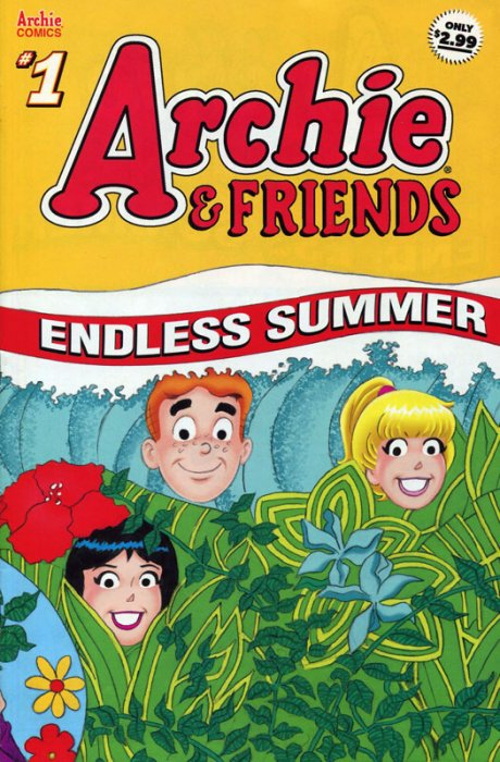 Archie & Friends #7 - Endless Summer #1