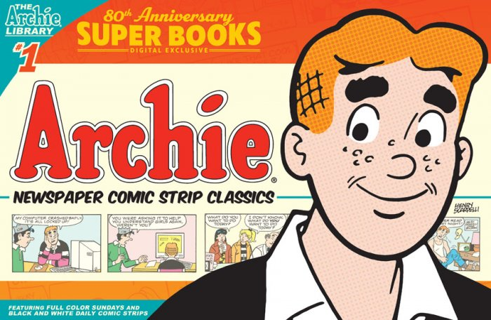 Archie Comics 80th Anniversary Presents #23 - Archie Newspaper Classics