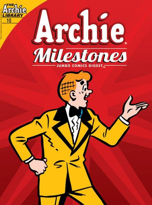 Archie Milestones Comics Digest #10