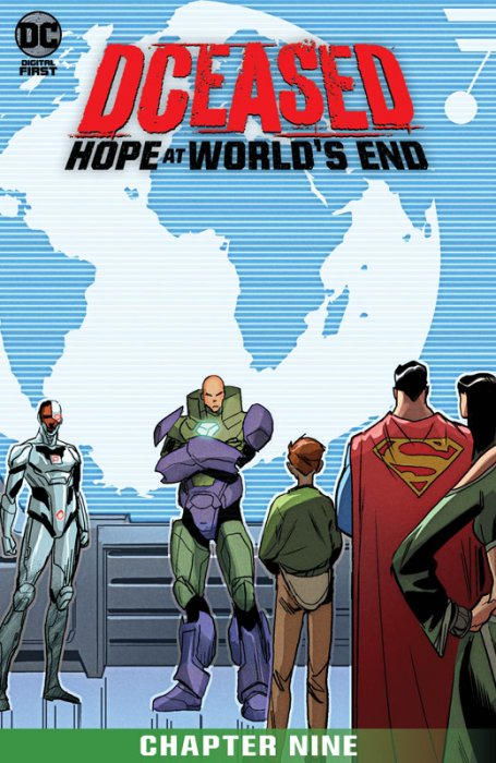 DCeased - Hope at World's End #9