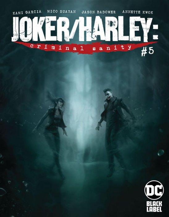 Joker - Harley - Criminal Sanity #5