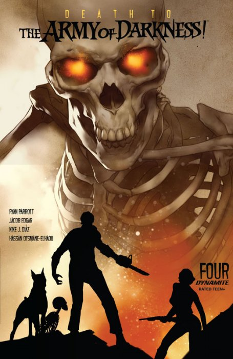 Death to the Army of Darkness! #4
