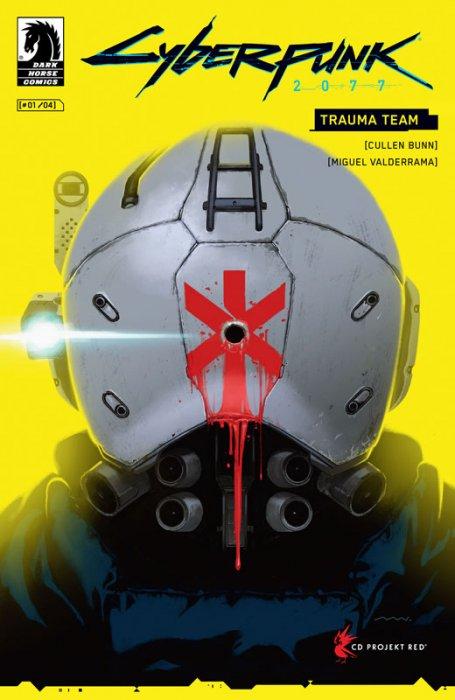 Cyberpunk 2077 - Trauma Team #1
