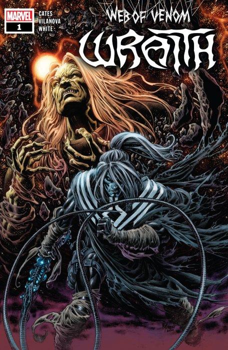 Web of Venom - Wraith #1