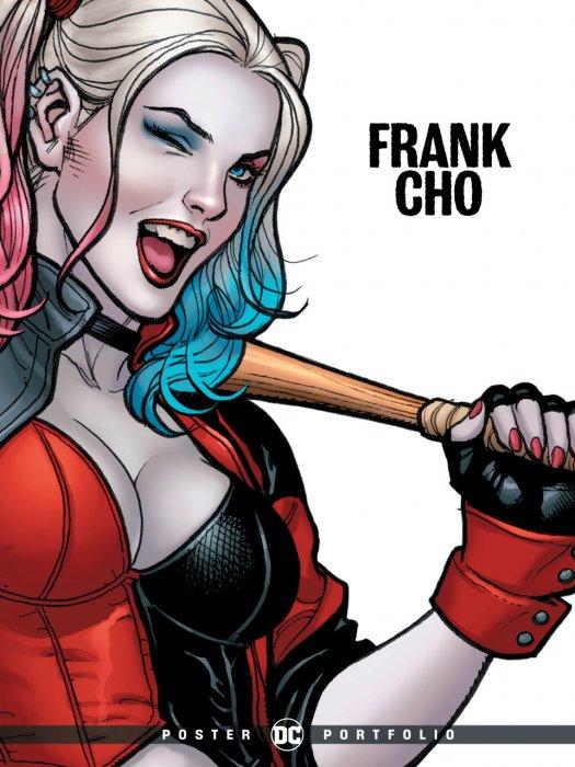DC Poster Portfolio - Frank Cho #1 - SC