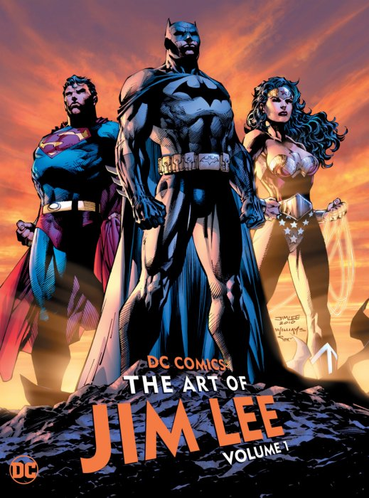 DC Comics - The Art of Jim Lee Vol.1
