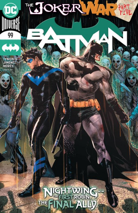 Batman Vol.3 #99