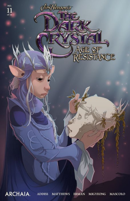 Jim Henson's The Dark Crystal - Age Of Resistance #11