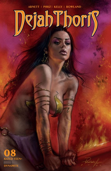 Dejah Thoris #8