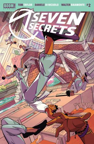 Seven Secrets #2