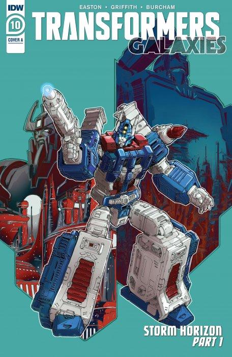 Transformers - Galaxies #10