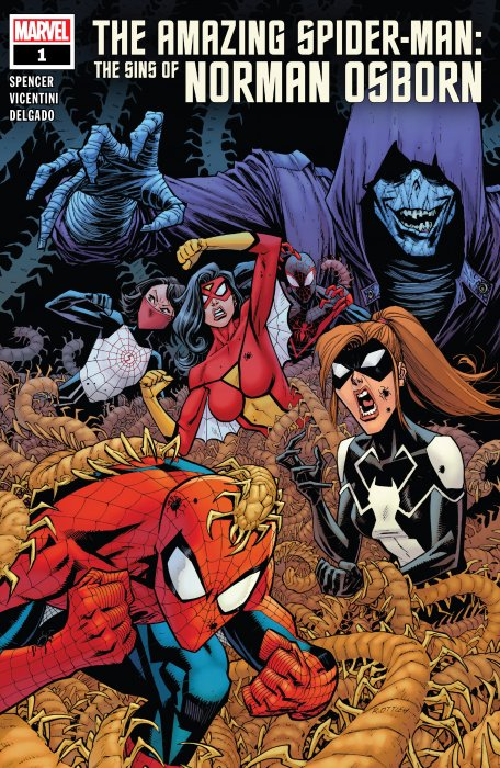 Amazing Spider-Man - The Sins of Norman Osborn #1