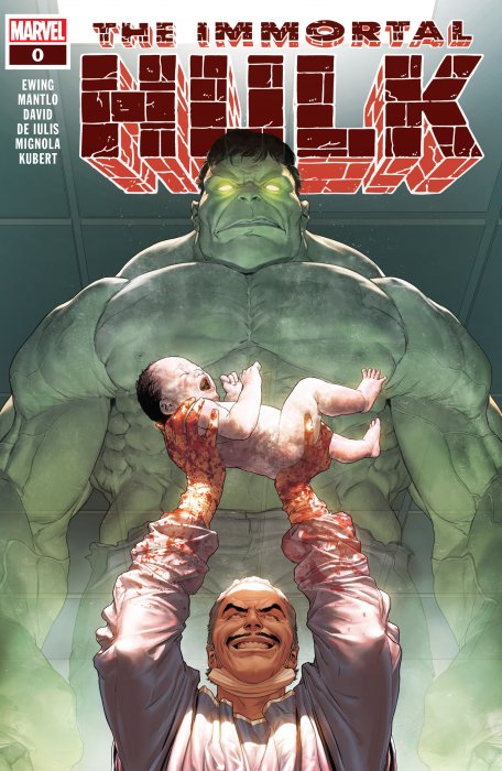 Immortal Hulk #0