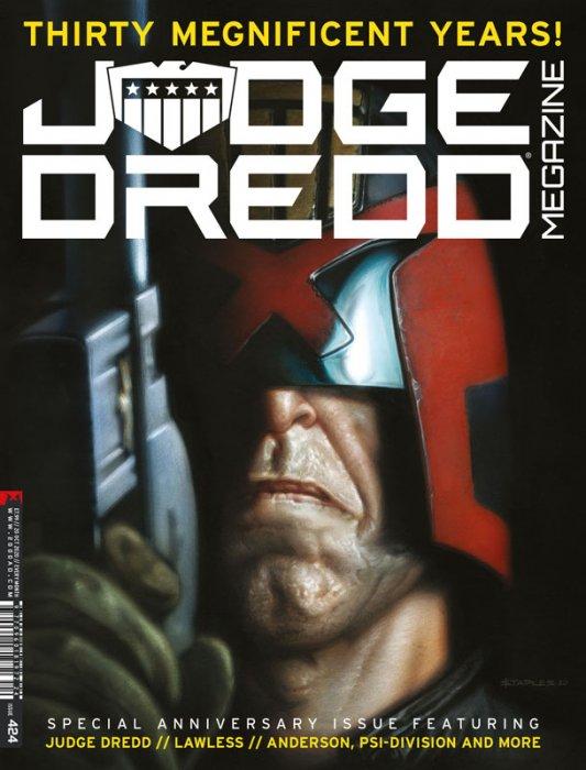 Judge Dredd Megazine #424