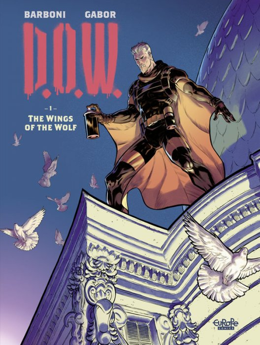 D.O.W. #1 - The Wings of the Wolf