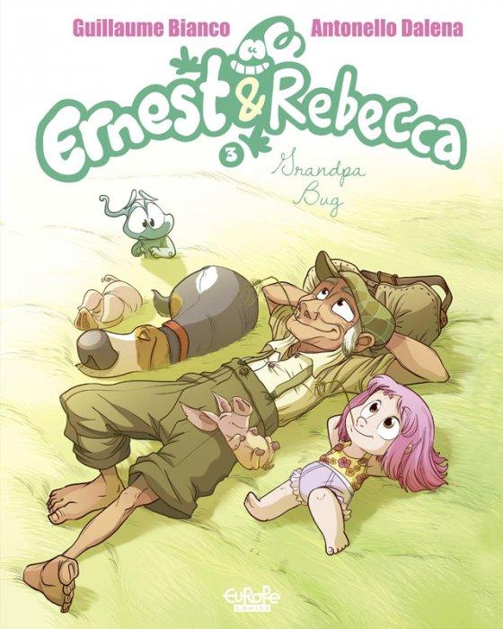 Ernest & Rebecca #3 - Grandpa Bug