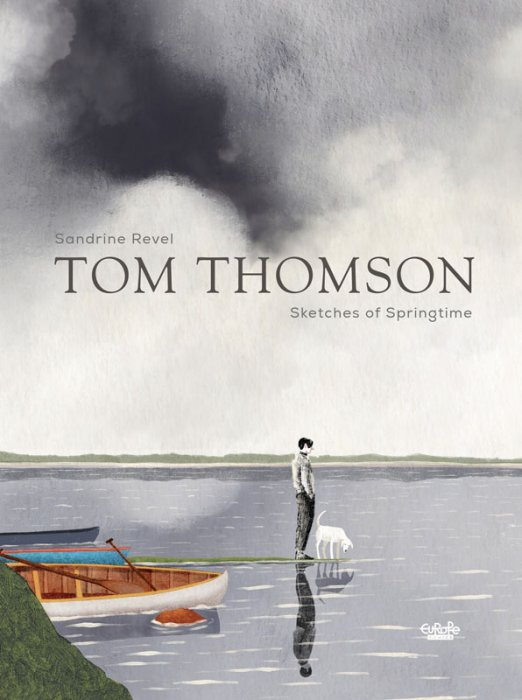 Tom Thomson - Sketches of Springtime #1
