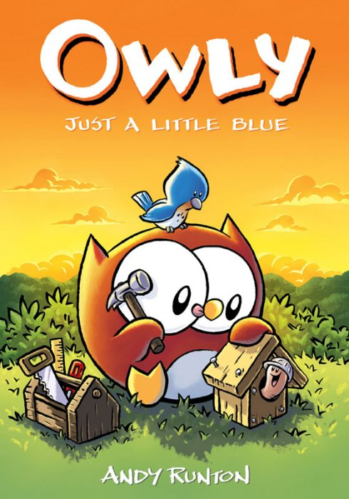 Owly #2 - Just a Little Blue