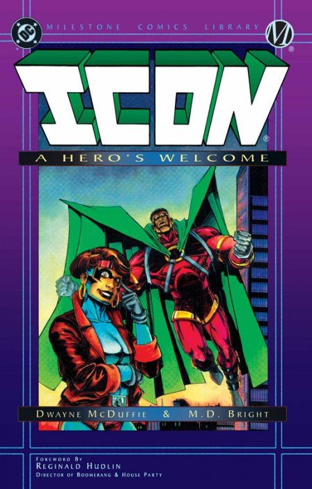 Icon - A Hero's Welcome #1 - TPB