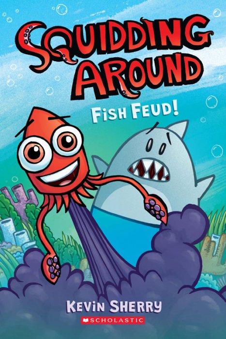 Squidding Around #1 - Fish Feud!