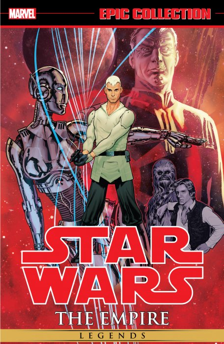Star Wars Legends Epic Collection - The Empire Vol.6