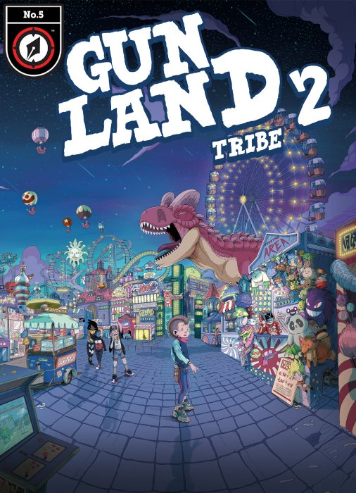 Gunland #5