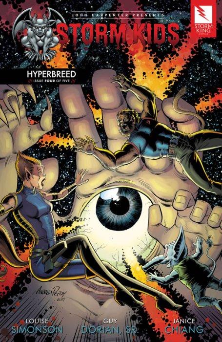 John Carpenter Presents Storm Kids - Hyperbreed #4