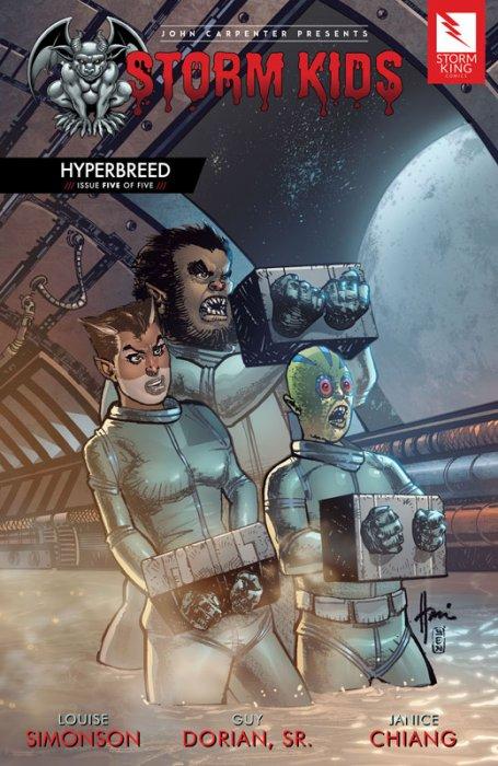 John Carpenter Presents Storm Kids - Hyperbreed #5