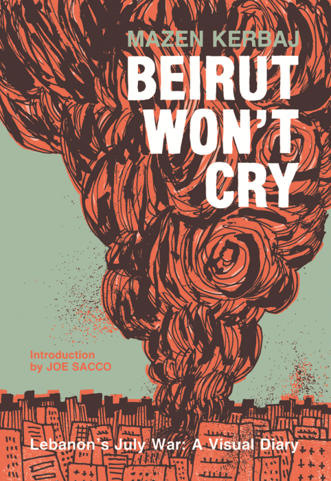 Beirut Won't Cry #1 - GN