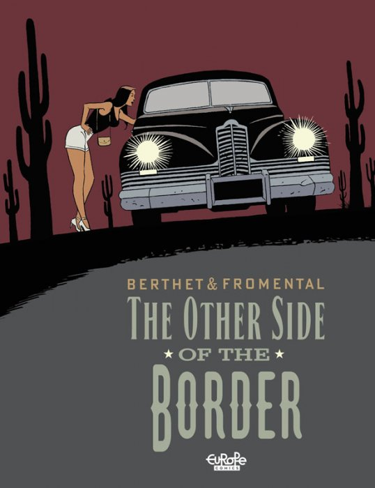 The Other Side of the Border #1