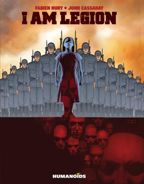 I Am Legion #1