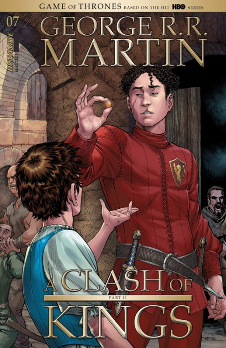 George R.R. Martin's A Clash of Kings #7
