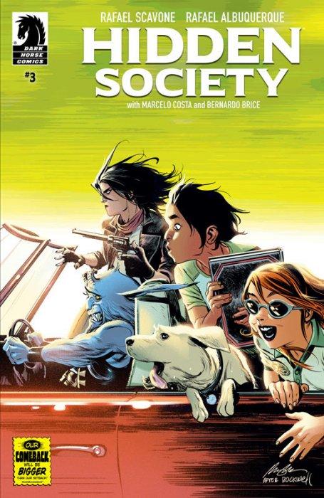 Hidden Society #3