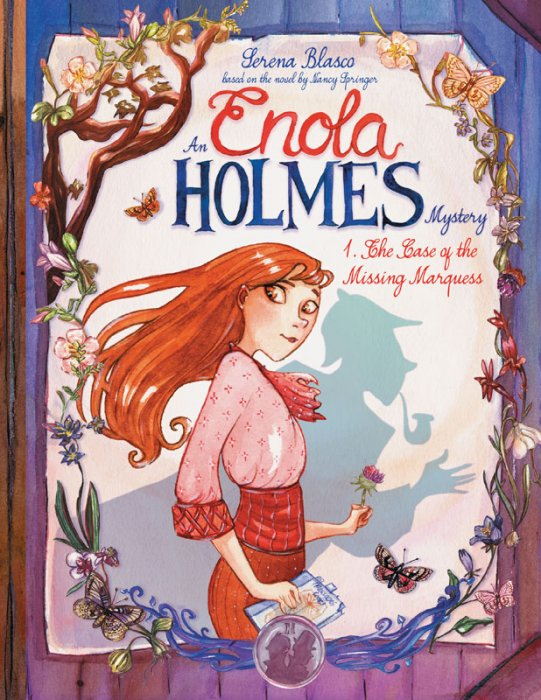Enola Holmes Vol.1 - The Case of the Missing Marquess