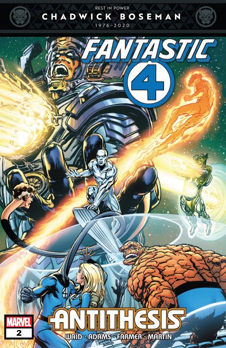 Fantastic Four - Antithesis #2