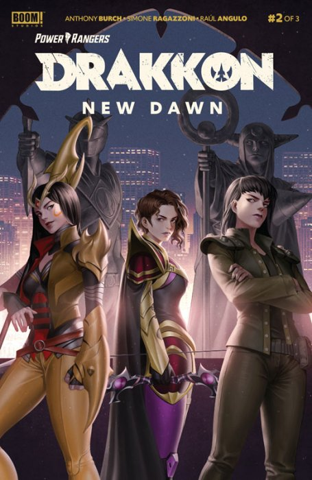 Power Rangers - Drakkon New Dawn #2